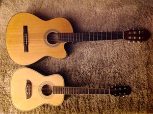 Parlor guitar. Excellent condition. for Sale in Long Grove, IL