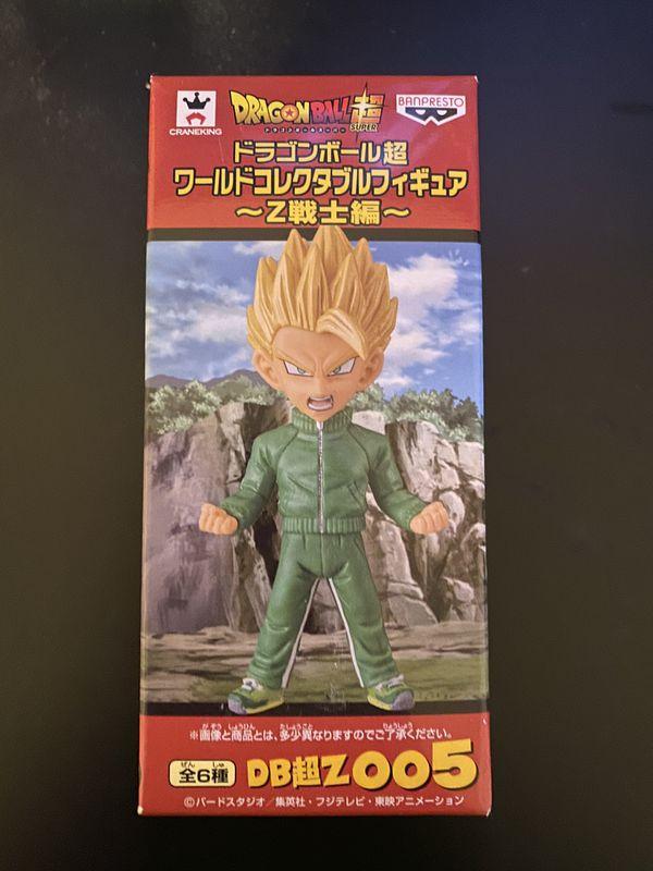 Banpresto Dragon Ball Z Super Saiyan Gohan WCF DBZ Figure 005