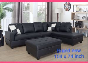 Brand new sectional sofa couch sofa for Sale in Chicago, IL