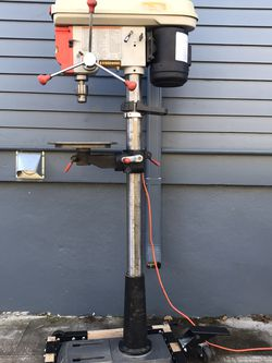 Rigid Drill Press for Sale in Milwaukie,  OR