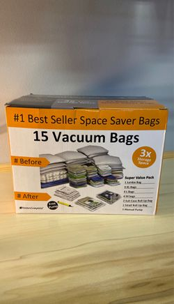 15 Vacuum Bags for Sale in Port St. Lucie,  FL