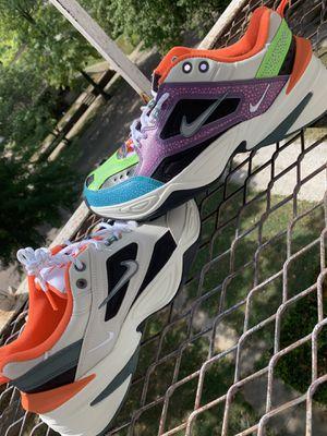 "Nike MK2 Dad Shoe ""Wave Runner"" Premium Custom for Sale in Decatur, IL"