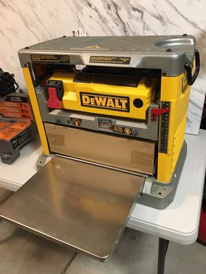 DEWALT 15 Amp 12-1/2 in. Corded Planer for Sale in Bakersfield, CA