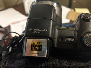 Sony camera 8.1 megapixels 1080 HD for Sale in Phoenix, AZ