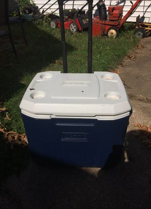 Coleman Wheeled Cooler for Sale in St. Louis, MO