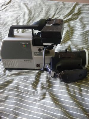 Sony video camera for Sale in Waianae, HI