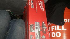 Milwaukee brushless 2 tool combo set for Sale in Hemet, CA
