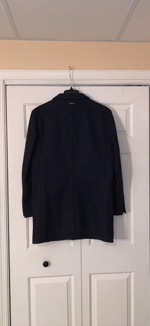 Michael Kors Ghent Slim Fit Topcoat Jacket NWOT