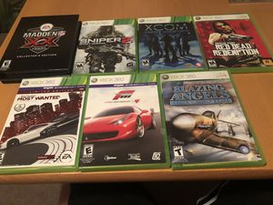 Xbox 360 games for Sale in Prospect Heights, IL