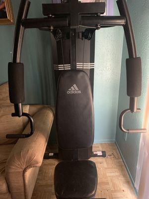 Adidas home gym for Sale in Dallas, TX