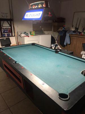 Pool table for Sale in Phoenix, AZ