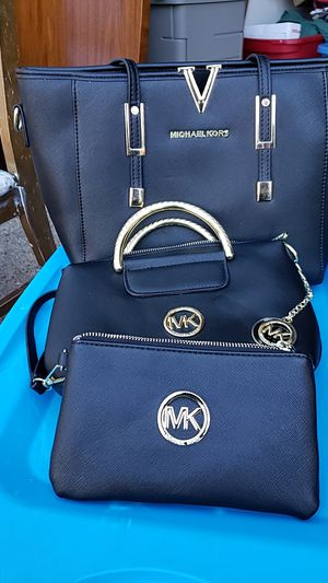 Michael Kors three bags for Sale in Norfolk, VA