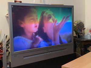 RCA plasma TV 50 inch with remote good condition for Sale in Alexandria, VA