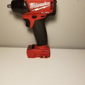 """Milwaukee Fuel impact Wrench 3/8"""" for Sale in Aurora, CO"""
