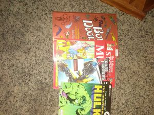 4 paper back books for Sale in Dayton, OH