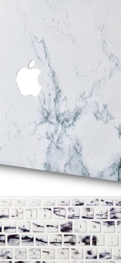 """Mac Book Pro 13"""" Marble Case for Sale in Dallas,  TX"""