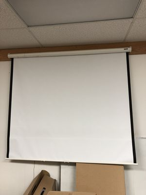 8 Foot Projector Screen for Sale in San Diego, CA