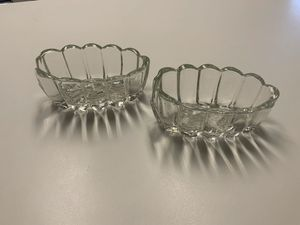 Chrystal spoon and fork holder for Sale in Salinas, CA