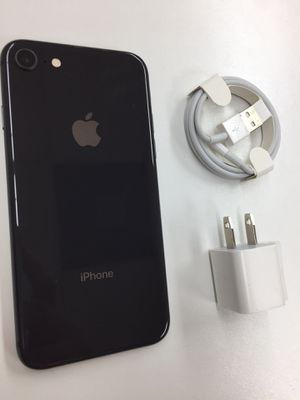 iPhone 8 like new condition with 30 days warranty for Sale in Tampa, FL