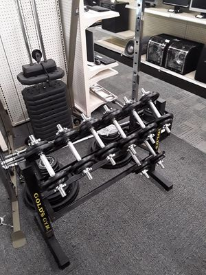 Two 20 lb dumbbells for Sale in Willoughby, OH