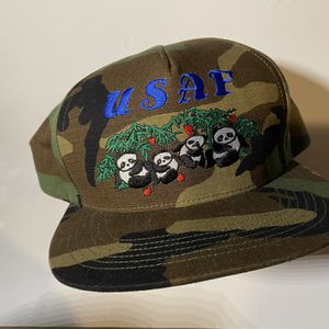 Supreme Pandas 5 Panel Hat SS17 for Sale in Waterbury, CT