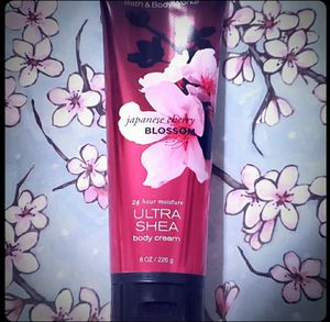 "BBW "" Japanese Cherry 🍒 Blossom"" body cream for Sale in Rockville, MD"