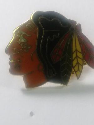 Chicago Blackhawks lapel pin for Sale in Waterbury, CT