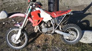 Cr80 honda 2000 2 stroke for Sale in Leadville, CO