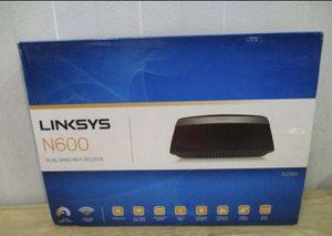 Linksys N600 for Sale in Avondale, AZ