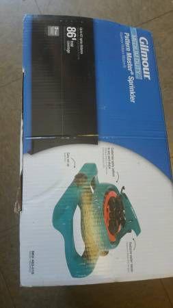 Gilmour Medium Duty Adjustable Pattern Master Circular Sprinkler for Sale in North Las Vegas, NV
