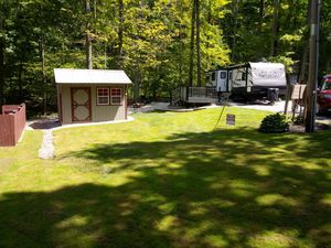 Candlewood Lake Camper and two Lots for sale for Sale in Mount Gilead, OH