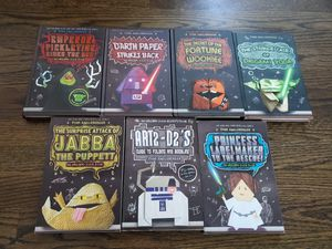 Origami Yoda hc books tom angleberger for Sale in Plainfield, IL