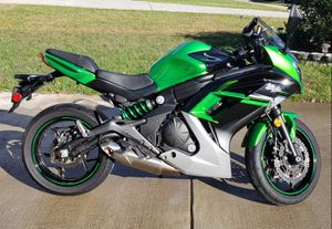 2016 Kawasaki Ninja 650r ABS for Sale in Herndon, VA