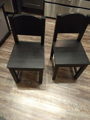 Kids wooden chairs for Sale in McKinney, TX