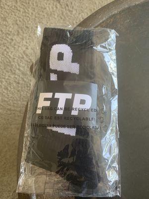 FTP Logo Socks (Black) for Sale in Chula Vista, CA