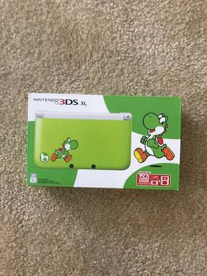 Nintendo 3DS XL Yoshi Limited Edition *NEW* for Sale in Ashburn, VA