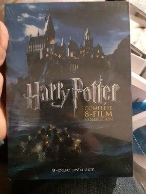 harry potter complete 8- film collection for Sale in Bakersfield, CA
