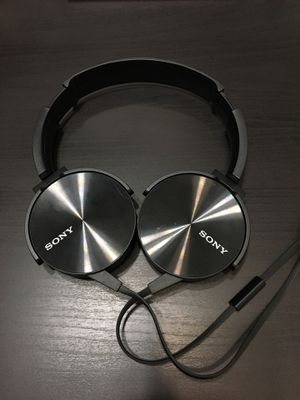 HeadPhone Sony MDR-XB450 ExtraBass for Sale in Orlando, FL