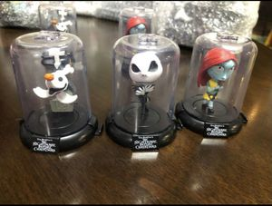 Nightmare before Christmas Ornaments for Sale in Citrus Heights, CA