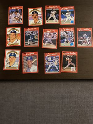 1990 Donruss cards. 1,000+ cards. for Sale in Seattle, WA