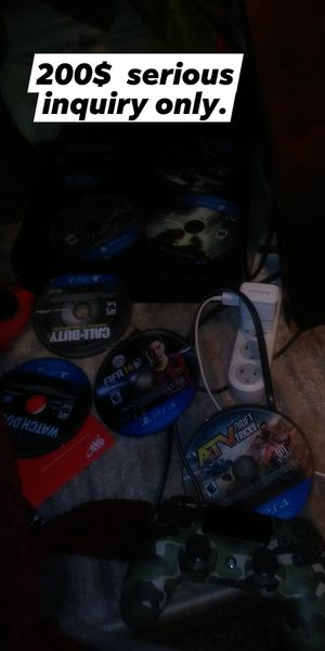 Ps4 games controller for Sale in Providence, RI