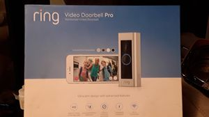 Ring video doorbell pro $ 140.00 for Sale in Concord, CA