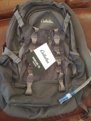 Cabela's Ridgeline hydration backpack for Sale in Oakland, CA