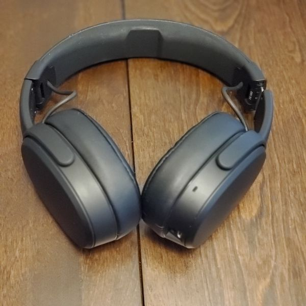 Skull candy crusher wireless headphones