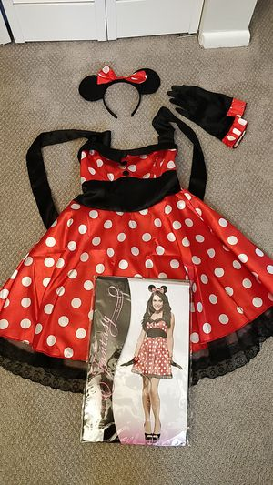 Retro Miss Mouse - Halloween Costume for Sale in Annandale, VA