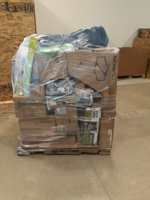 Pallet of general merchandise for Sale in undefined
