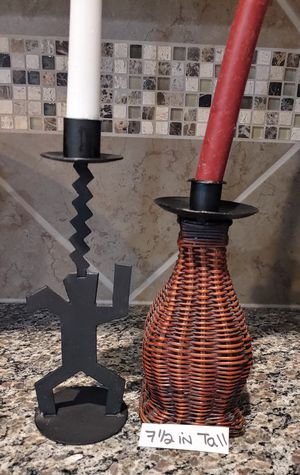Candle stick holders for Sale in San Antonio, TX