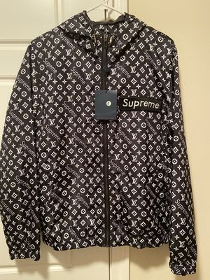 Louis Vuitton Supreme Jacket for Sale in Nashville, TN
