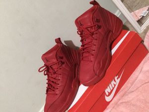 Air Jordan 12 Retro Gym red for Sale in Germantown, MD