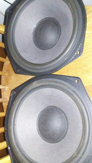 Vintage ADS 10 inch woofers pair speakers for Sale in Orange, CA